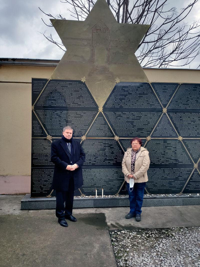 A holokauszt beregvidéki áldozataira emlékezünk – Hit, kitartás, megmaradás