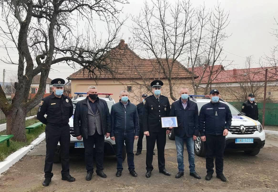 Rendőrőrs nyílt a Beregszászi Kistérségben és április 1 ...