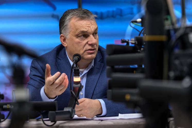 Orbán Viktor: Február 1-ig biztosan maradnak a korlátozások